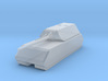1:220 Scale Panzer VII Maus 3d printed