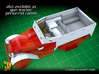 M14 Ambulance conversion (1/35) 3d printed M14 ambulance conversion - also available as gun tractor