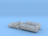 M5 Halftrack conversion with M5A1 Lights 3d printed