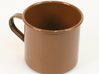 1/6 Scale WWII British Drinking Cup (1) 3d printed Original 1:1 Cup used for design