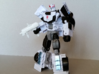 """AP7"" Transformers Weapon (5mm post) 3d printed Combiner Wars Prowl"