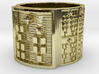ODIKA Ring Size 14 3d printed