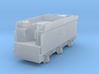 GWR Collett 4000 gal tender, 2mm FS 3d printed