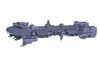 """Explorer"" Starship 3d printed"
