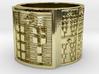 OJUANIYEKUN Ring Size 13.5 3d printed