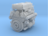 1/30 Maybach HL-230 P30 Motor 3d printed Rendering of assembled model.