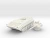 Bmp-1 tank (Russian) 1/100 3d printed