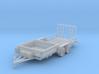 Dump Trailer Long 1-50 Scale 3d printed