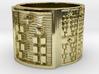OBARAFUN Ring Size 14 3d printed