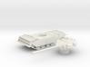 Centurion tank with Dozer (British) 1/100 3d printed