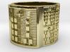 OGUNDAYEKUN Ring Size 14 3d printed