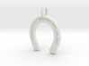 Horse Shoe 3d printed