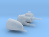Magnet Presets Prototype B-wing Conversion Kit  3d printed