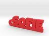 SOFIE Keychain Lucky 3d printed