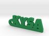 KYSA Keychain Lucky 3d printed