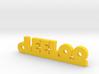 LEELOO Keychain Lucky 3d printed