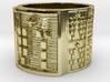 OSAKANA Ring Size 14 3d printed