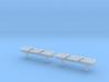 TJ-H04550x2 - bancs de quai 3 places 3d printed