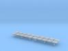 TJ-H04551x4 - bancs de quai 5 places 3d printed