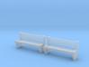 TJ-H04554x2 - bancs de quai en béton 3d printed