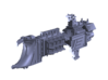 "Imperial Navy ""Defiant"" Light Cruiser 3d printed"