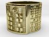 OTRUPONBARA Ring Size 14 3d printed