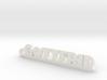 GOTTFRID Keychain Lucky 3d printed