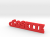 COSETTE Keychain Lucky 3d printed
