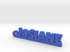 JOSIANE Keychain Lucky 3d printed