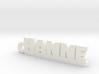 HANNE Keychain Lucky 3d printed