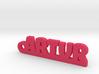 ARTUR Keychain Lucky 3d printed