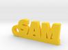 SAM Keychain Lucky 3d printed
