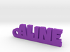 ALINE Keychain Lucky 3d printed