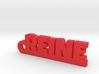 REINE Keychain Lucky 3d printed