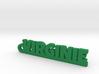 VIRGINIE Keychain Lucky 3d printed