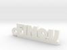 FINOU Keychain Lucky 3d printed