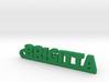 BRIGITTA Keychain Lucky 3d printed