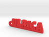 ULRICA Keychain Lucky 3d printed