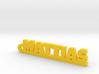 MATTIAS Keychain Lucky 3d printed