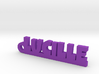 LUCILLE Keychain Lucky 3d printed