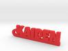 KAIDEN Keychain Lucky 3d printed
