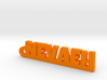 NEVAEH Keychain Lucky 3d printed