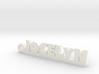 JOCELYN Keychain Lucky 3d printed