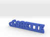 CORETTE Keychain Lucky 3d printed