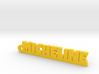 MICHELINE Keychain Lucky 3d printed