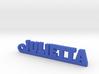 JULIETTA Keychain Lucky 3d printed
