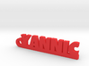 YANNIC Keychain Lucky 3d printed