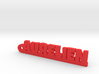 AURELIEN Keychain Lucky 3d printed