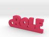 ROLF Keychain Lucky 3d printed