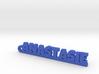 ANASTASIE Keychain Lucky 3d printed